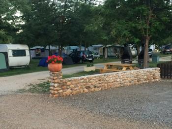 Camping lac saint croix verdon 04 alpes haute provence - Camping lac st croix avec piscine ...